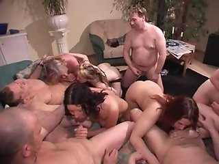 German swingers in a hot xxx..