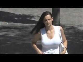 Bouncing Boobs in Public The..