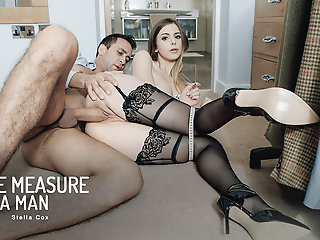 Stella Cox in The Measure of..